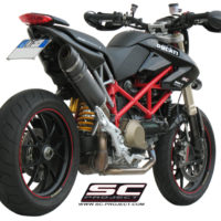 ducati, hypermotard, sc-project, escape, silencer, exhaust, auspuff, germany, shipment, italy, made, pramac, motogp